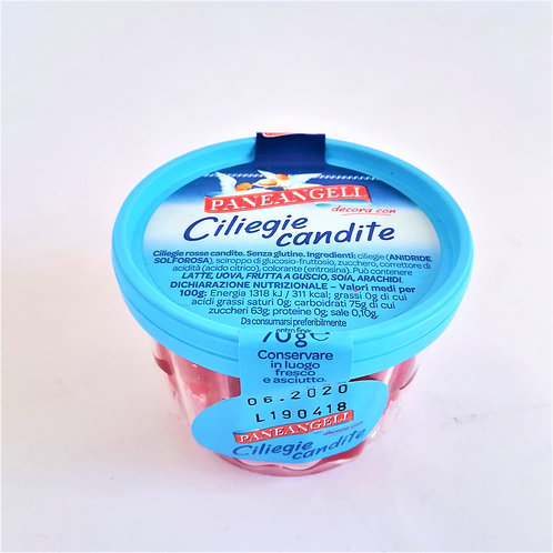Paneangeli Ciliegie Rosse Cand. 70 Gr