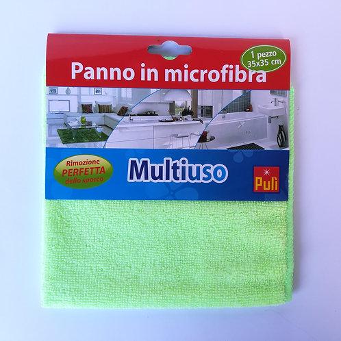 Puli' Panno Microfibra 35X35