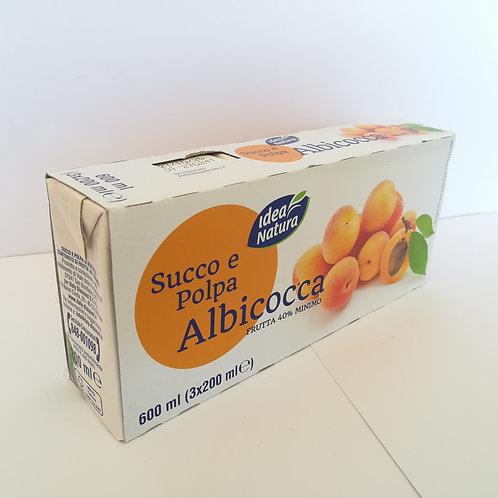 Idea Natura Succo Albic. 3X200 Ml