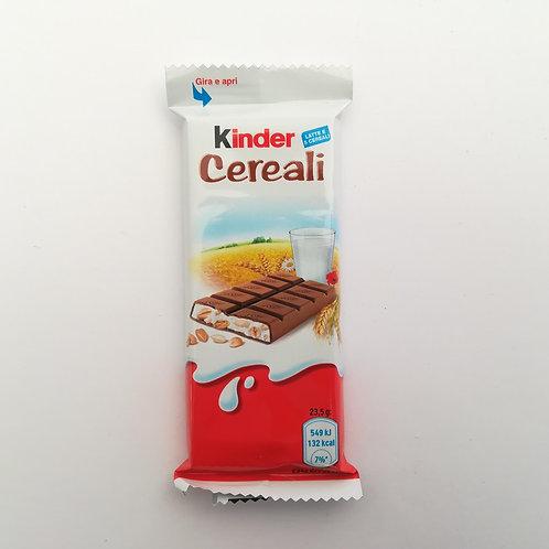 Ferrero Kinder Cereali Sing. 235 Gr