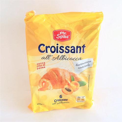 Mr Spike Croissant Albicoc. 300 Gr