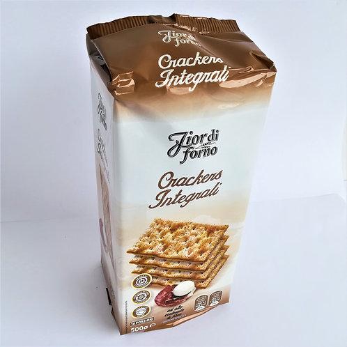 Fior Di Forno Crackers Integr. 500 Gr