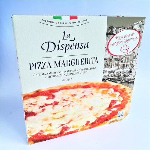 La Dispensa Pizza Margherita 400 Gr