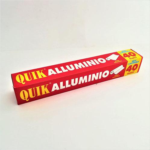 Quik Alluminio Mt. 40