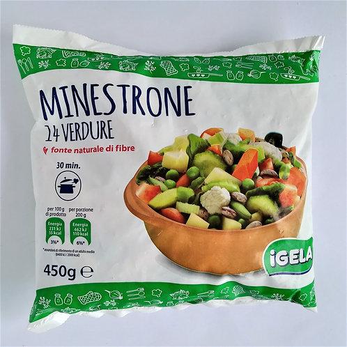 Igela Minestrone 14 Verdure 450 Gr