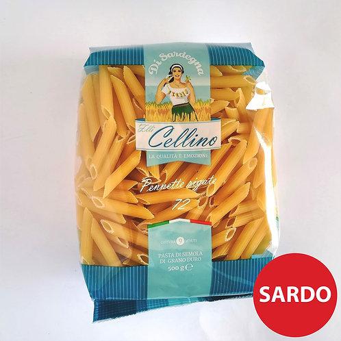 Di Sardegna Pasta Pennette R. 72 Gr 500