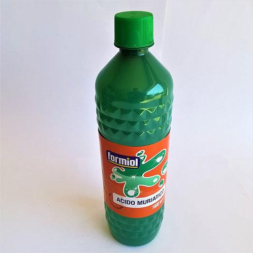 Formiol Acido Muriatico 1 Lt
