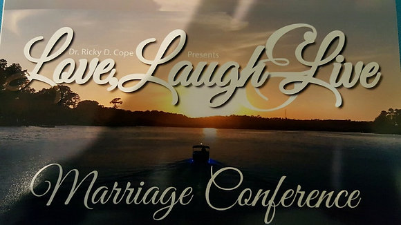 Marriage Conference 2017 - Live, Laugh, and Love