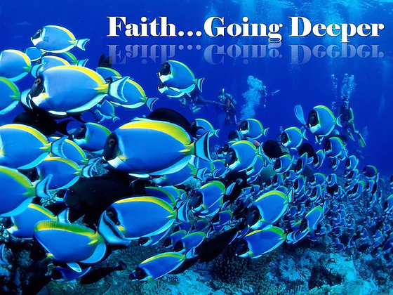 Faith...Going Deeper DVD