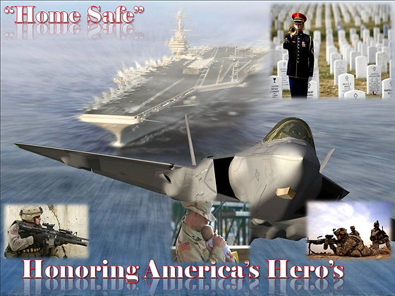 The Story of Home Safe  2 Disc  Military Tribute