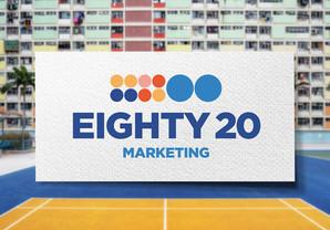 Eighty20 Marketing - Logo and Branding