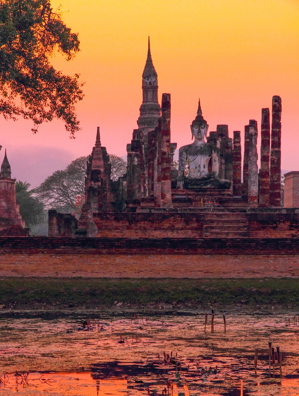 Sukhothai Historical Park UNESCO