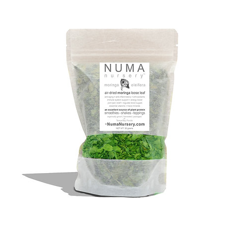 moringa leaf - dried 50g