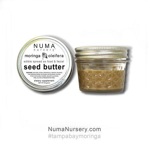 moringa seed butter 50g
