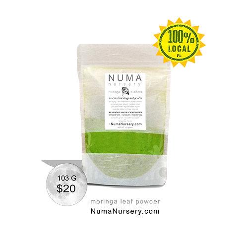 moringa leaf powder 103g