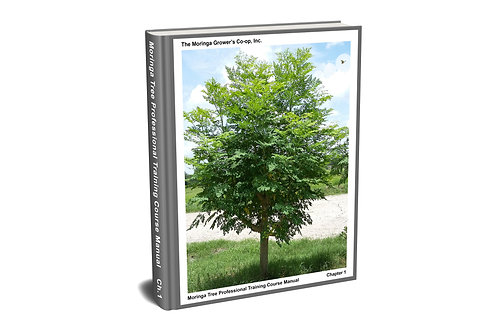 Moringa Manual - Chapter 1 | Hard Copy