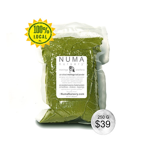 moringa leaf powder 250g