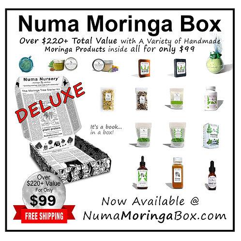 Numa Moringa Box | Deluxe