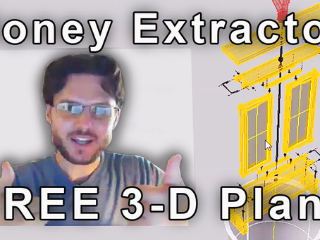 Homemade Honey Extractor | Free Plans & 3-D Model