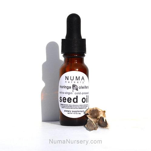 moringa seed oil   1/2oz