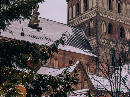 Christmas in Old Town Riga