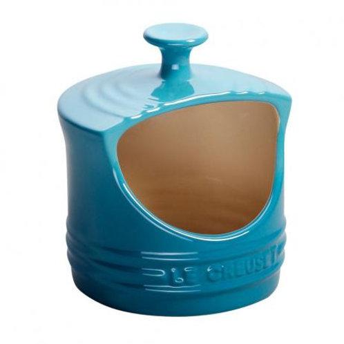 5383 Porta sal Le Creuset azul caribe