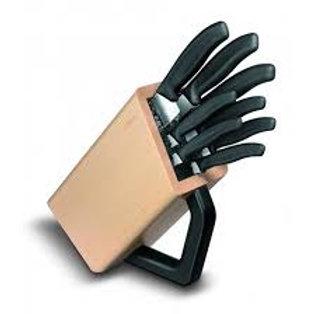 110558 Jogo 8 facas para cozinha Swiss Classic