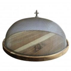 119380 Boleira madeira e metal