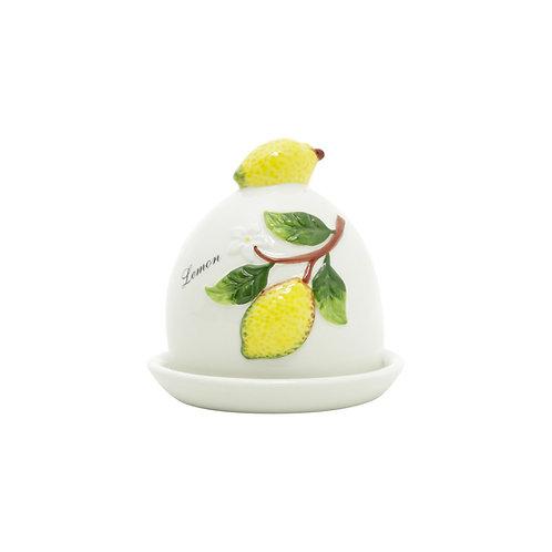 124591 Mantegueira de cerâmica lemons