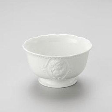 99163 Jg 6 bowls queen de porcelana 14cm