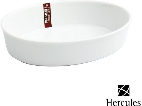 78993 Assadeira porcelana oval 35cm