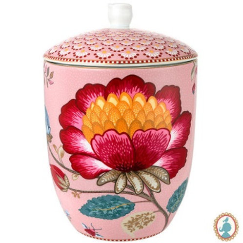 105439 Pote rosa floral fantasy pip studio (und)