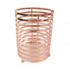 112565 Porta utensilios cobre