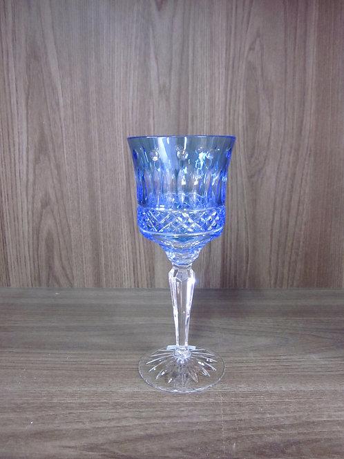 115162 Taça vinho Claude Azul claro
