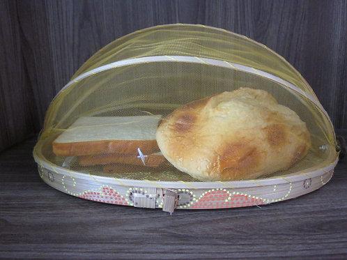 102953 Cesto pão tulha amarela