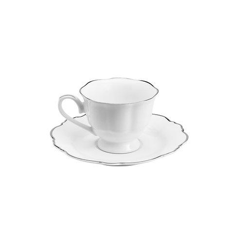 125097 Cj 6 xícaras p/ café 90ml