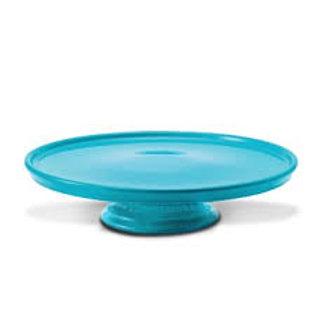 82396 Suporte para bolo Le Creuset azul caribe