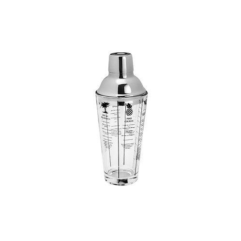 125738 Jarra p/ coquetel de vidro 420ml coimbra