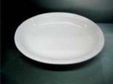 105556 Travessa oval funda 41x30x5,5cm