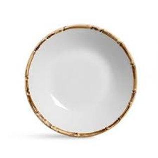 111122 Jogo 06 pratos fundos bambu