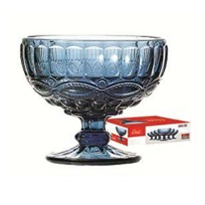 104841 Jg 6 taças coquetel azul