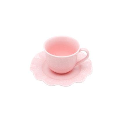 110682 Jogo 06 xicaras café princess
