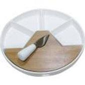109484 Petisqueira porcelana com tabua