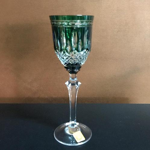 122742 Taça cristal Mozart vinho tinto verde escuro 68/37