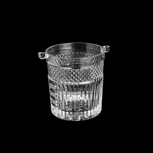124592 Balde p/ gelo de cristal Santorini 1L