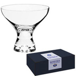 18607 Jg 6 taças cristal sobremesa Vega