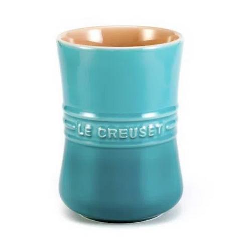 134045 - Porta utensílios azul caribe Le Creuset