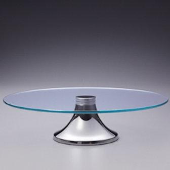 106409 Prato giratório para bolo 40cm inox