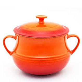 10999 Sopeira Le Creuset laranja
