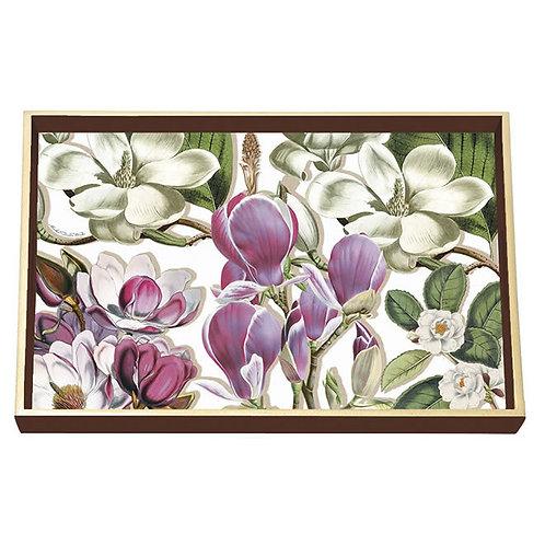 102769 Bandeja madeira Vanity Magnolia